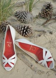 Red Carpet - Open Toe Innersoles